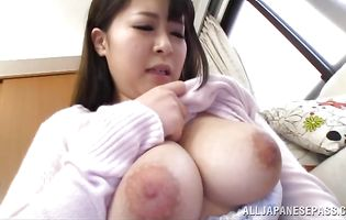 Marvelous gal spoon fucked and she loves the session