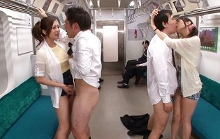 Lovable Chika Arimura gets banged by a hunk