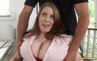 Amazing Desiree gets deeply fucked hard