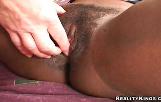 Pretty Sheena has her plump pussy plowed